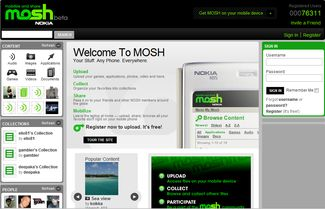 mosh1 nokia se suma a las comunidades mviles con mosh