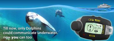 sms mar mensajes de texto bajo el mar