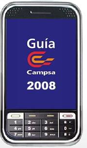 guia campsa Guía Campsa en el móvil