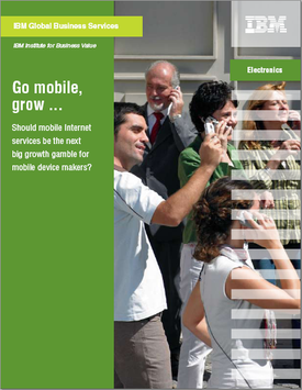 ibm go Estudio IBM > Go mobile, grow