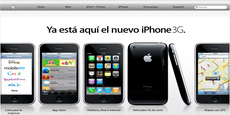 apple iphone espana iPhone ya se vende en España