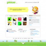 pikkoo web 180x180 pikko   creador de salvapantallas mvil