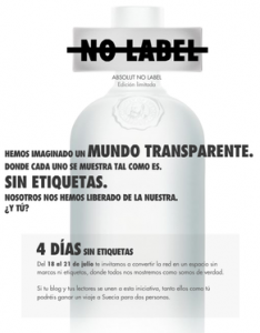 absolut 234x300 Y para qué una etiqueta: Absolut no label
