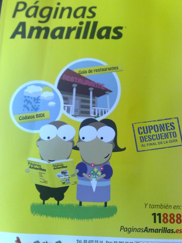 Momablog paginas amarillas y sus bidi - Paginas amarillas ferrol ...