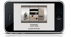 chanel app 300x157 la moda lujo se asienta en el mvil