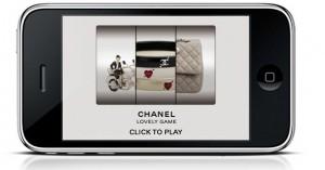 chanel app 300x157 la moda lujo se asienta en el móvil