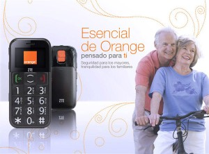 esencial de orange 01 300x222 Orange intenta hacerse con el segmento senior desde las farmacias