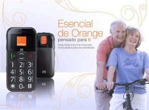 esencial de orange 01 300x222 Orange intenta hacerse con el segmento senior desde las farmacias