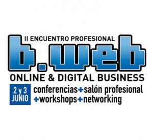 b web 300x276 ubiqua estará en B.web ExpoCoruña